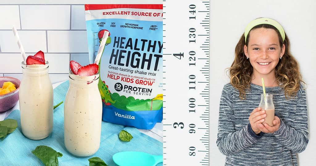 featured image - healthy height article